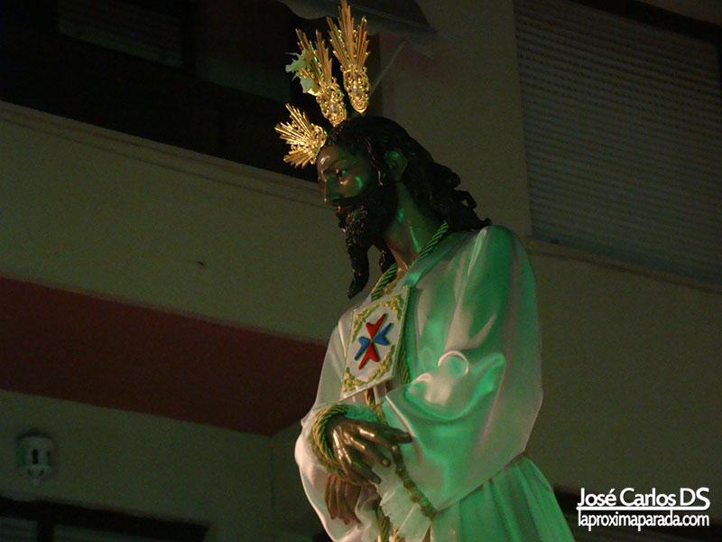 Procesión de Nuestro Padre Jesús Cautivo, Estepona