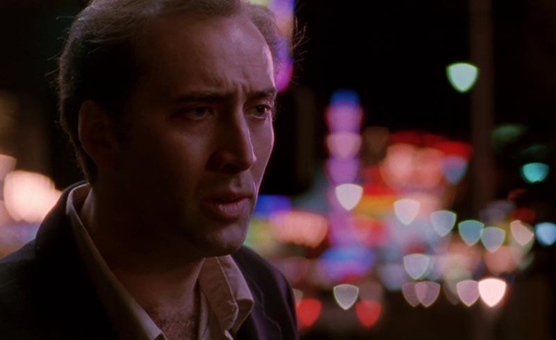 Nicolas Cage es Ben Sanderson en Leaving Las Vegas