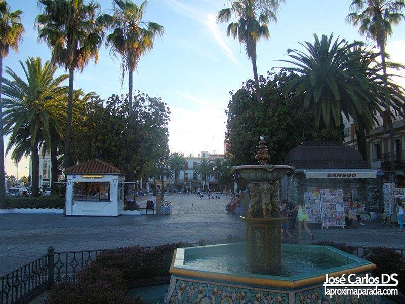 Plaza de la Coronación en Ayamote