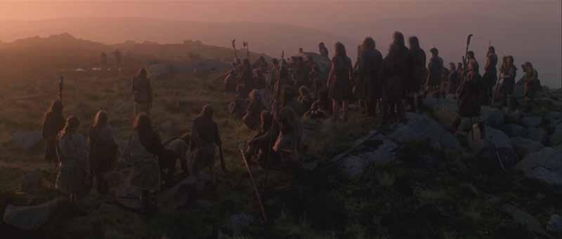 Clan escoceses con William Wallace Braveheart