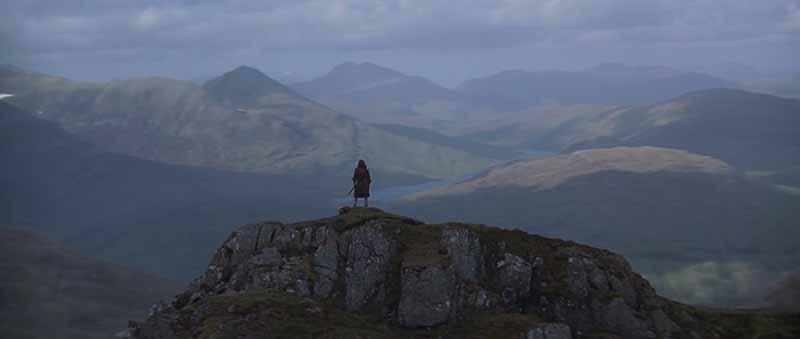 Paisajes escoceses Braveheart