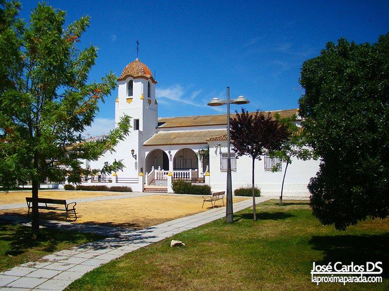 Iglesia Nuestra Señora de Lourdes Punta Umbria