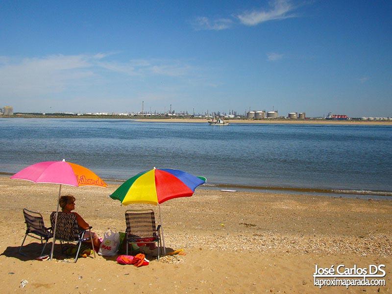 Playa de Punta Umbría Huelva