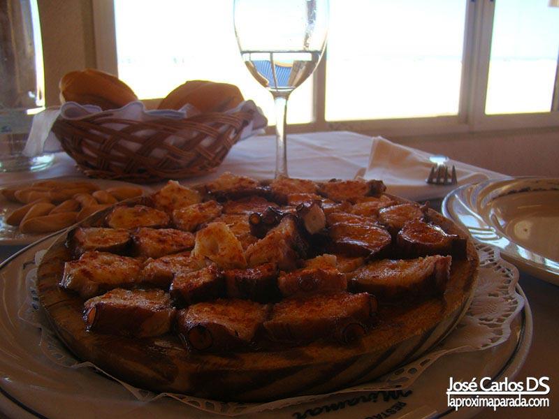 Comer en Punta Umbria Restaurante Miramar