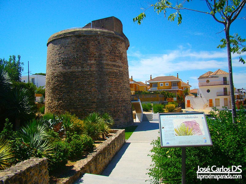 Torre Almenara (Punta Umbría)