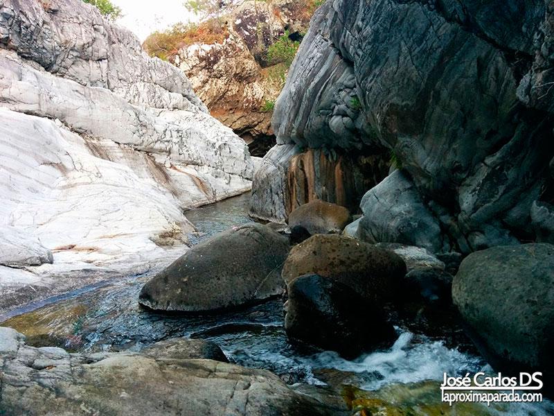 Angosturas río Padrón de Estepona
