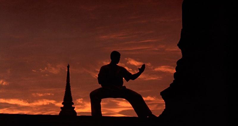 Atardecer Tailandia Kickboxer