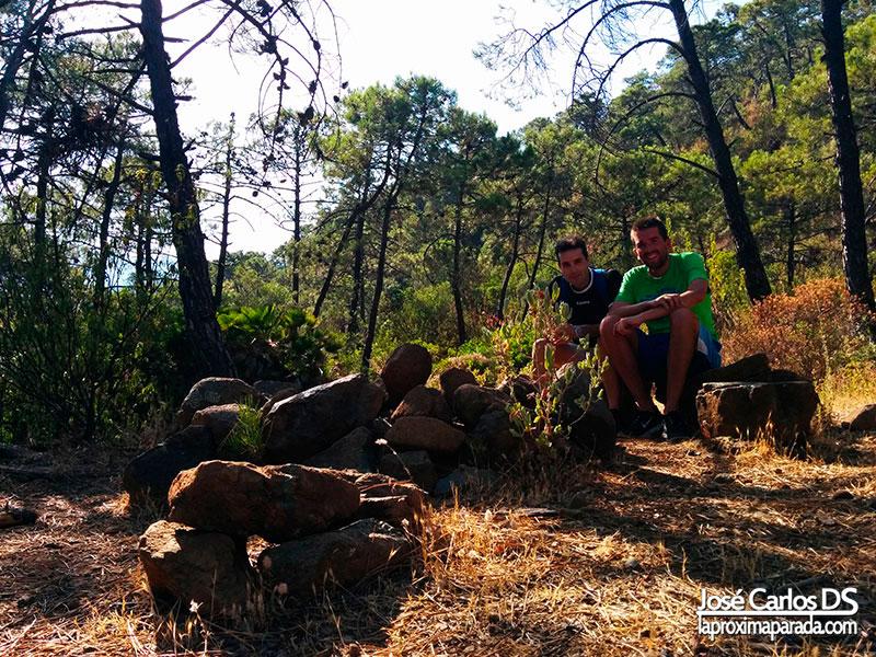 Senderismo El bosquecillo en Estepona