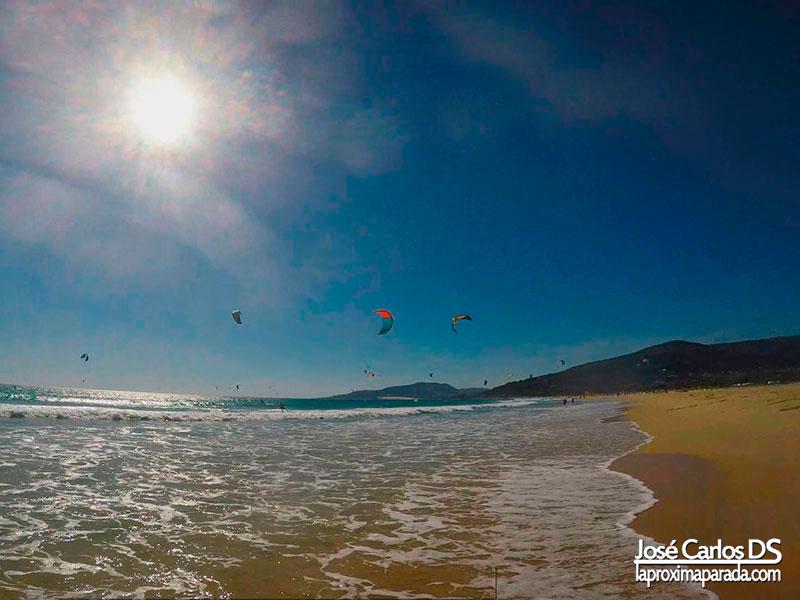 Deportes Náuticos Kitesurf en Tarifa