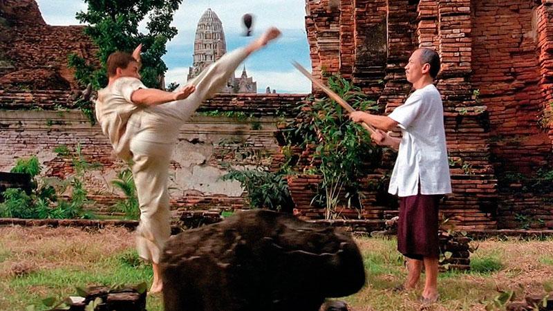 Templos Tailandia Kickboxer