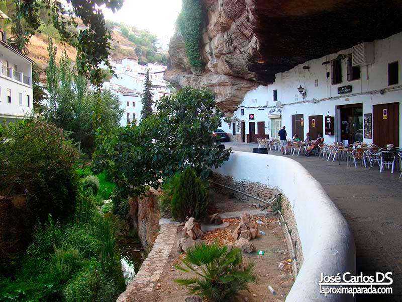 Cuevas Setenil de las Bodegas, Cádiz