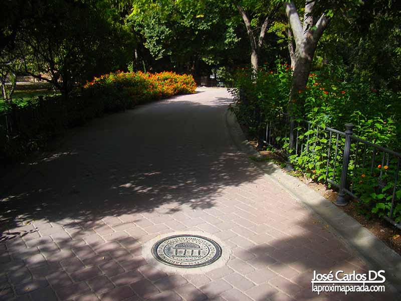 Alcantarilla Jardín Botánico de Malaga