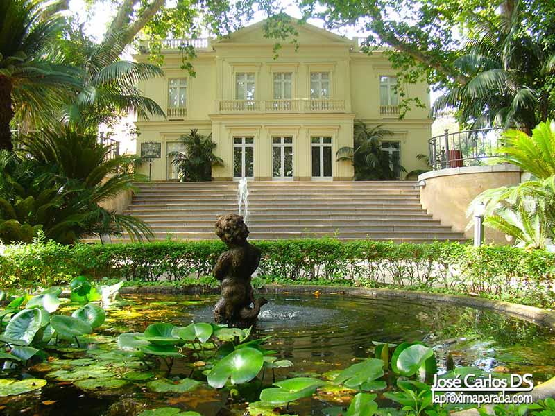 Casa Palacio Jardín Histórico La Concepción