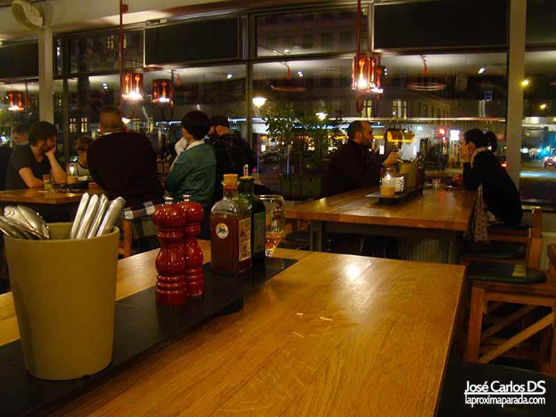 Restaurante BioMio - Copenhague