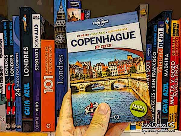 Lonely Planet Copenhague LPP