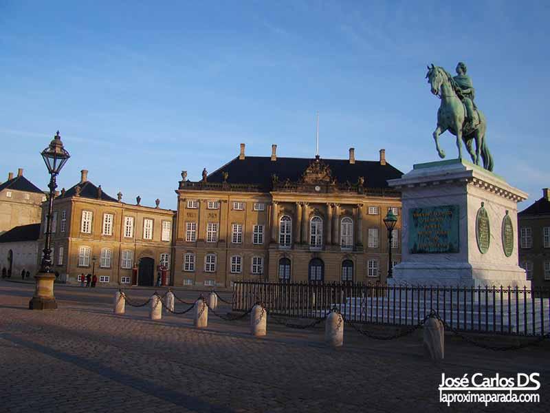 Amalienborg Slot - København
