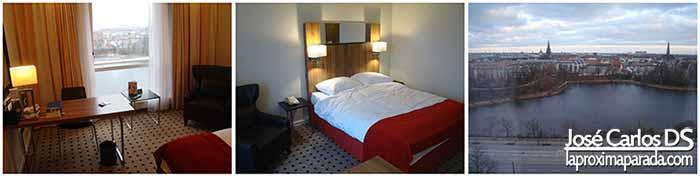 Radisson Blu Scandinavia Hotel LPP