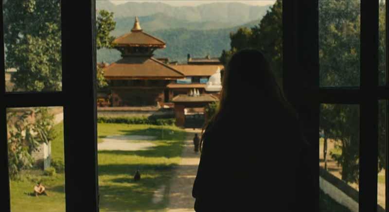 Profesora Laia Katmandú, un espejo en el cielo