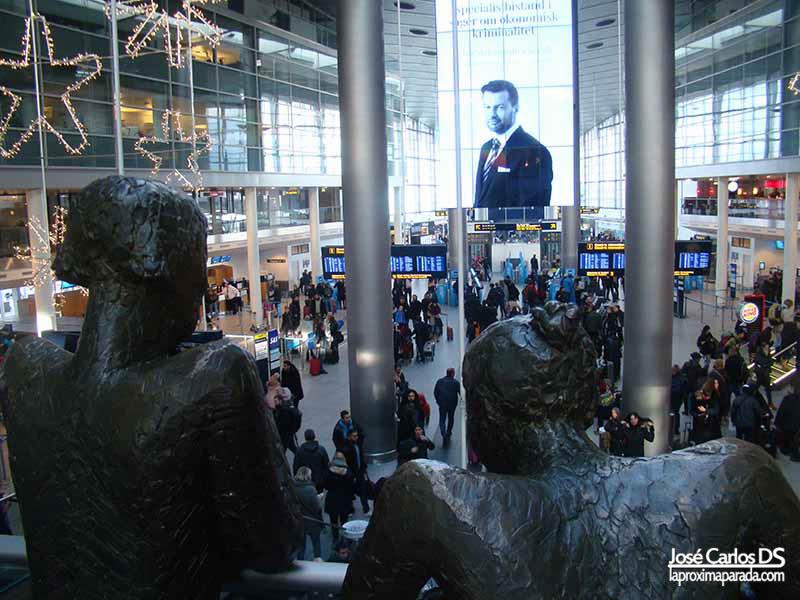 Terminal Aeropuerto de Copenhague