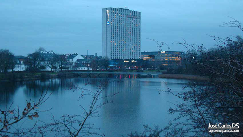 radisson blu scandinavia hotel copenhagen la pr xima parada. Black Bedroom Furniture Sets. Home Design Ideas