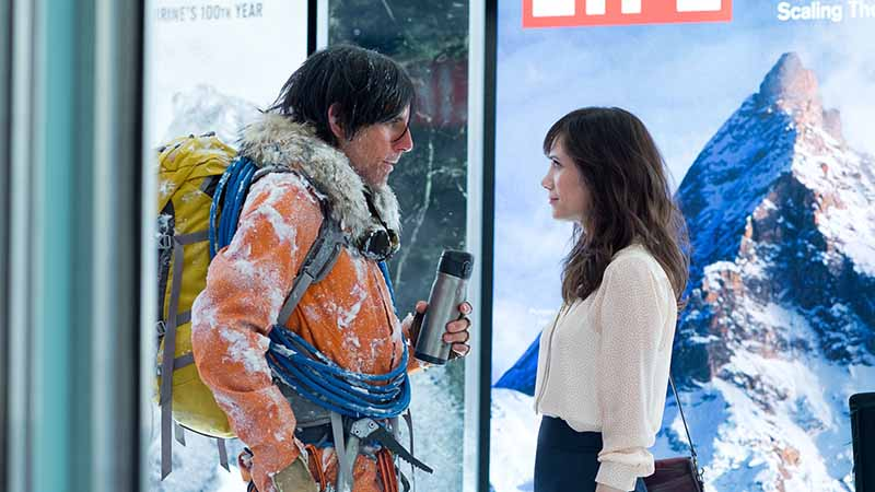 Walter Mitty & Cheryl Melhoff - The Secret Life of Walter Mitty