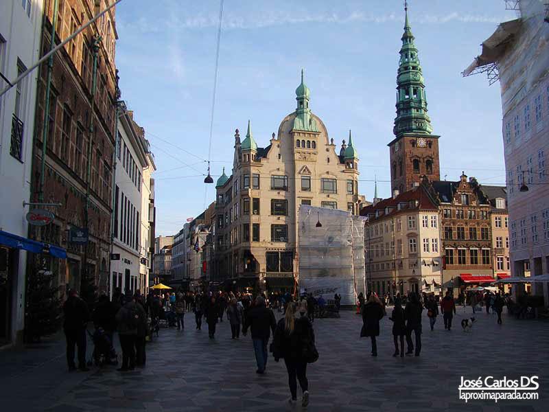 Amagertorv Copenhague