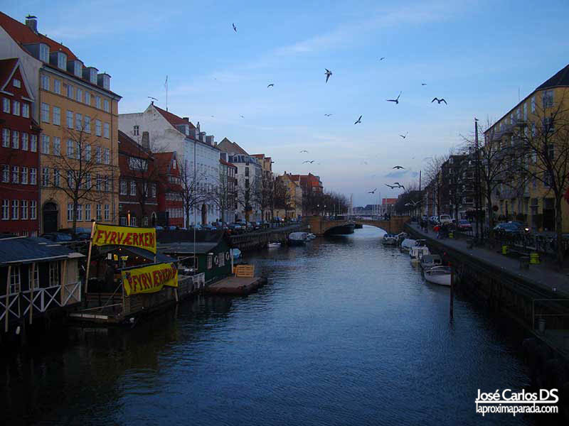 Christianshavn en Copenhague