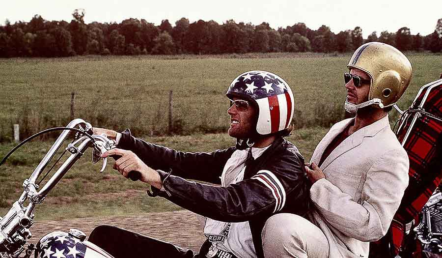 Ruta en Chopper Easy Rider