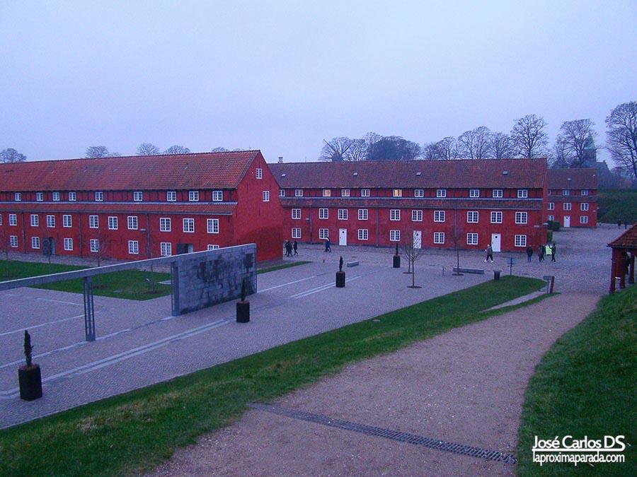 Edificios Ministerio Defensa Dinamarca