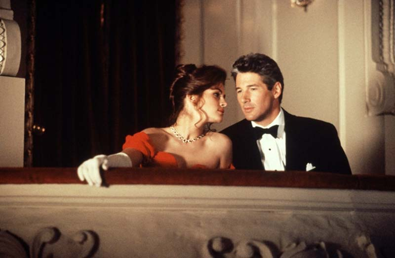 Escena Opera en Pretty Woman