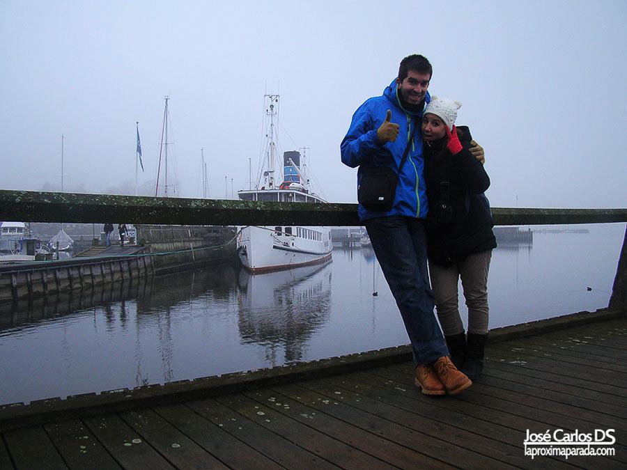 Muelles Fiordo de Roskilde