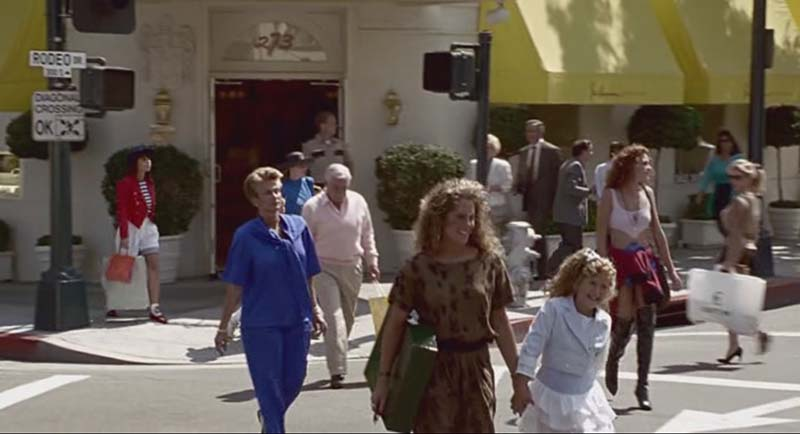 Pretty Woman Rodeo Dr Los Angeles