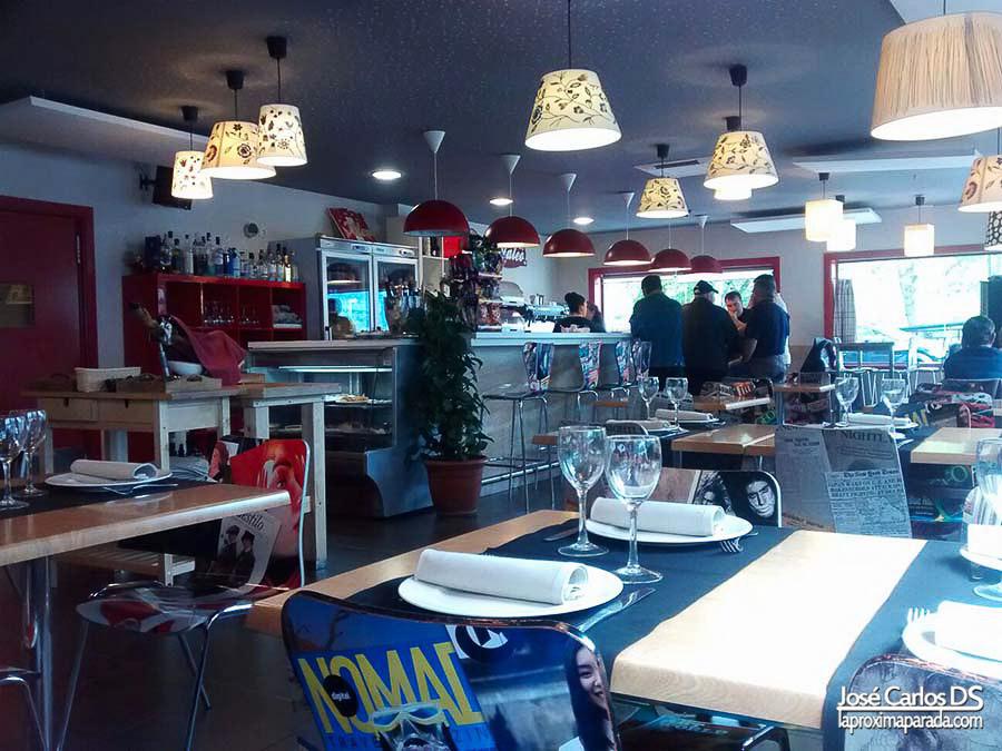 Restaurante Jaleo Escaldes-Engordany, Andorra