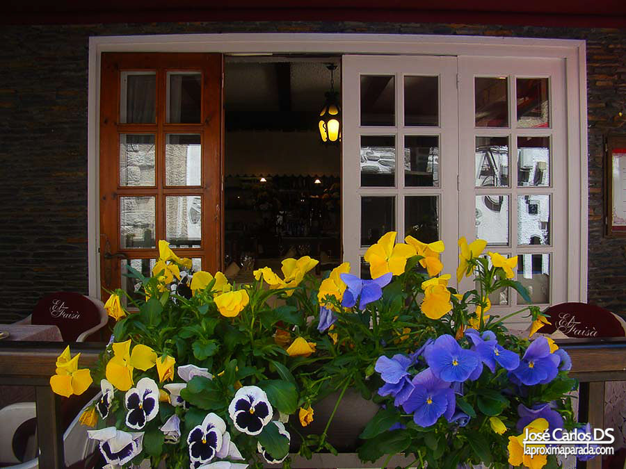 Restaurantes casco antiguo Andorra la Vella
