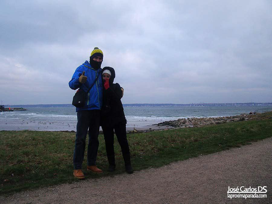 Estrecho de Oresund, Dinamarca