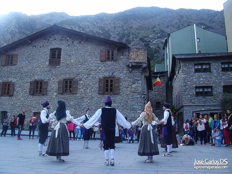 Bailes Típicos Andorra la Vella