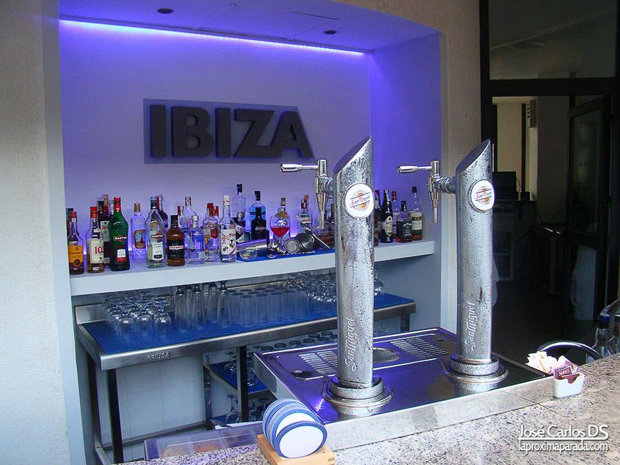 Bar Piscina en Hotel ADH Isla Cristina