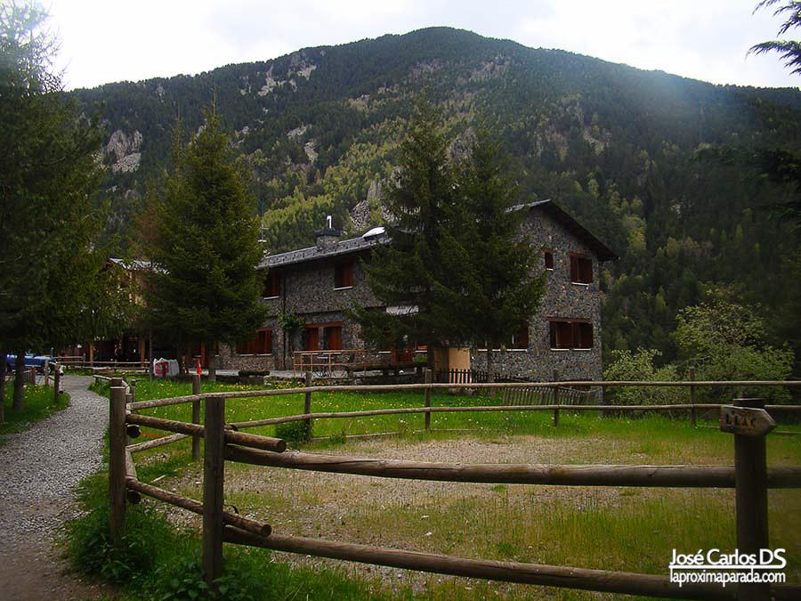Senderismo en Principado de Andorra