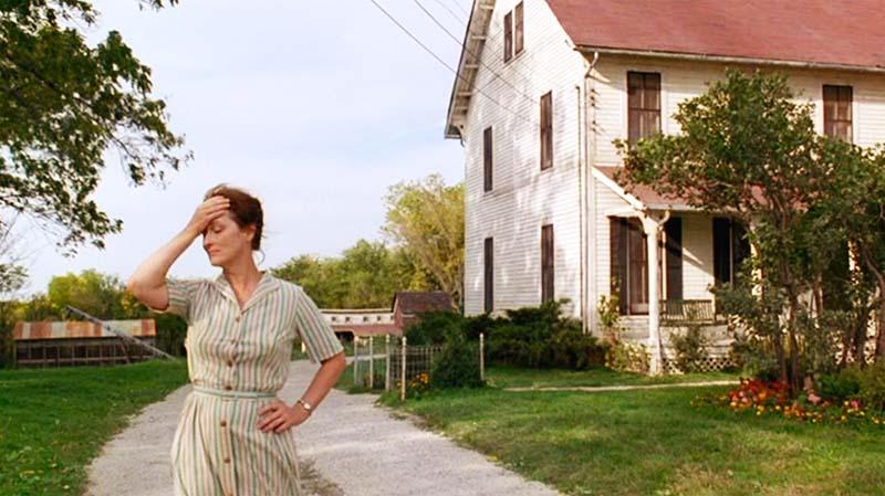 Casa de Los Puentes de Madison con Francesca