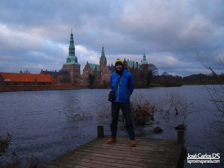 Castillo de Frederiksborg en Hillerød