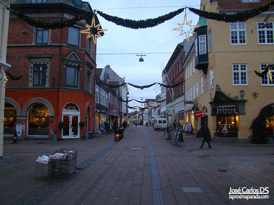 Helsingør casco histórico