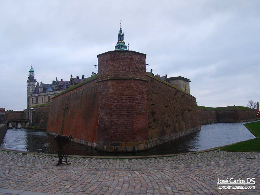 Castillo de Kronborg, Helsingor