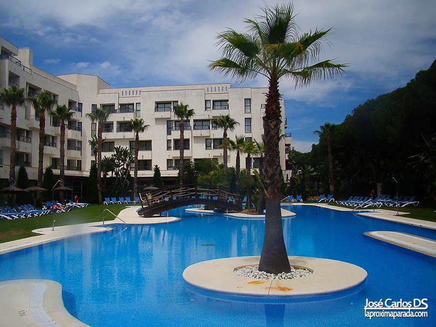 Piscina Hotel ADH Isla Cristina