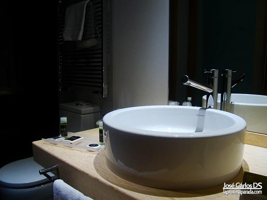 Baño Hotel Exe Princep, Andorra