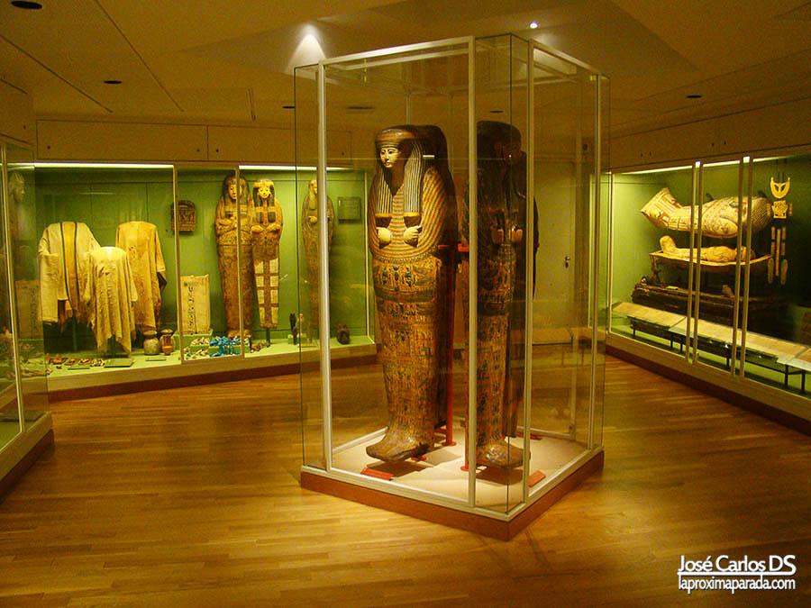 Exposición Egipto en Museo Nacional de Dinamarca
