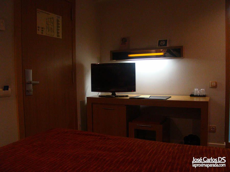 Escritorio Hotel Exe Princep
