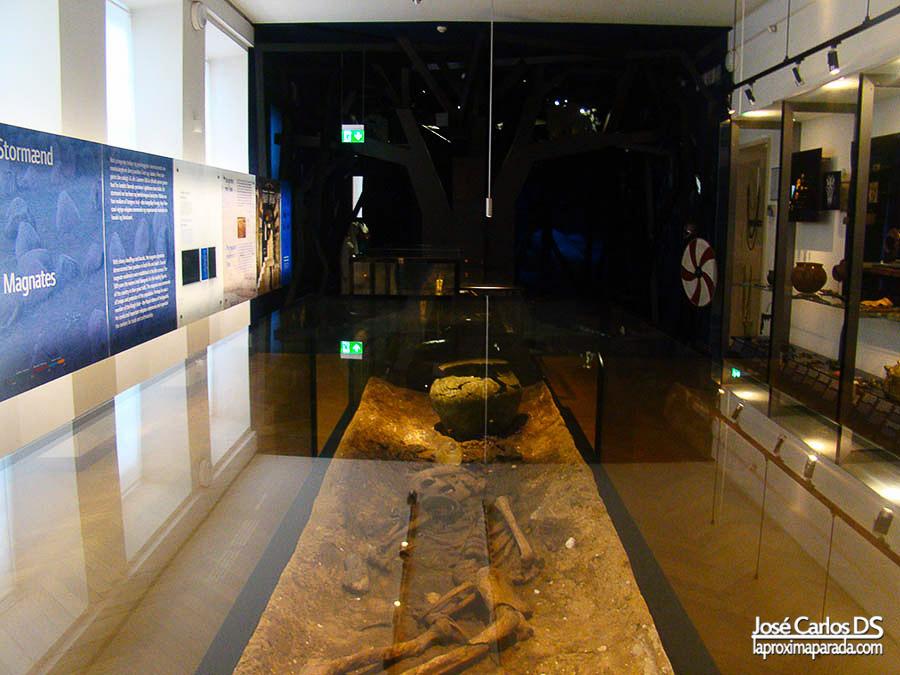 Museo Nacional de Dinamarca en Copenhague