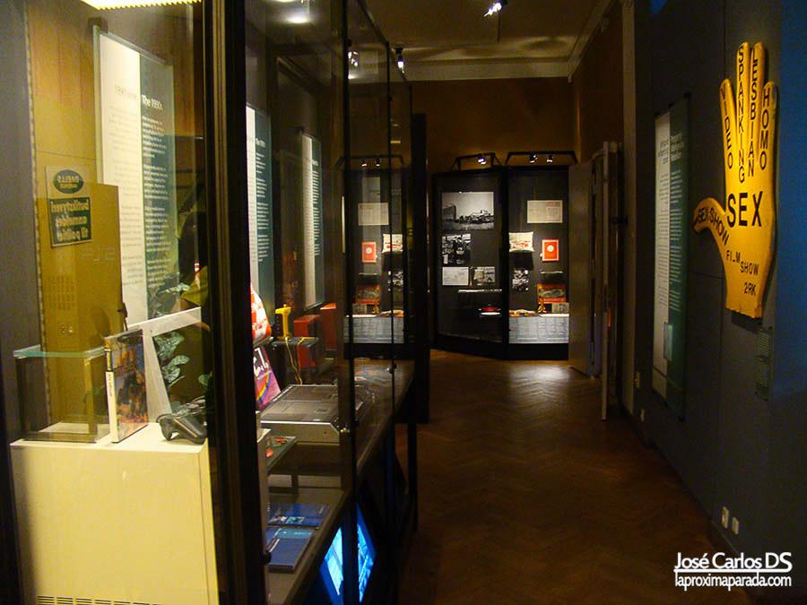 Exposición Siglo XX Museo Nacional de Dinamarca