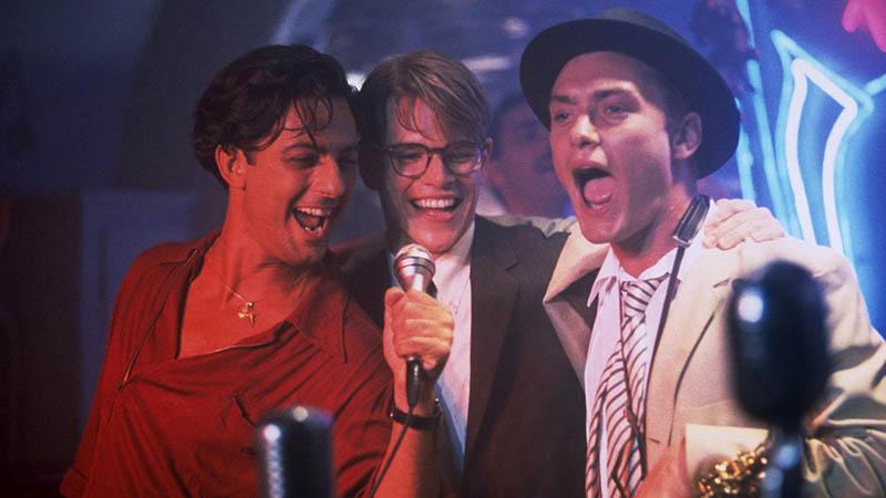 Tom Ripley & Dickie en El talento de Mr Ripley