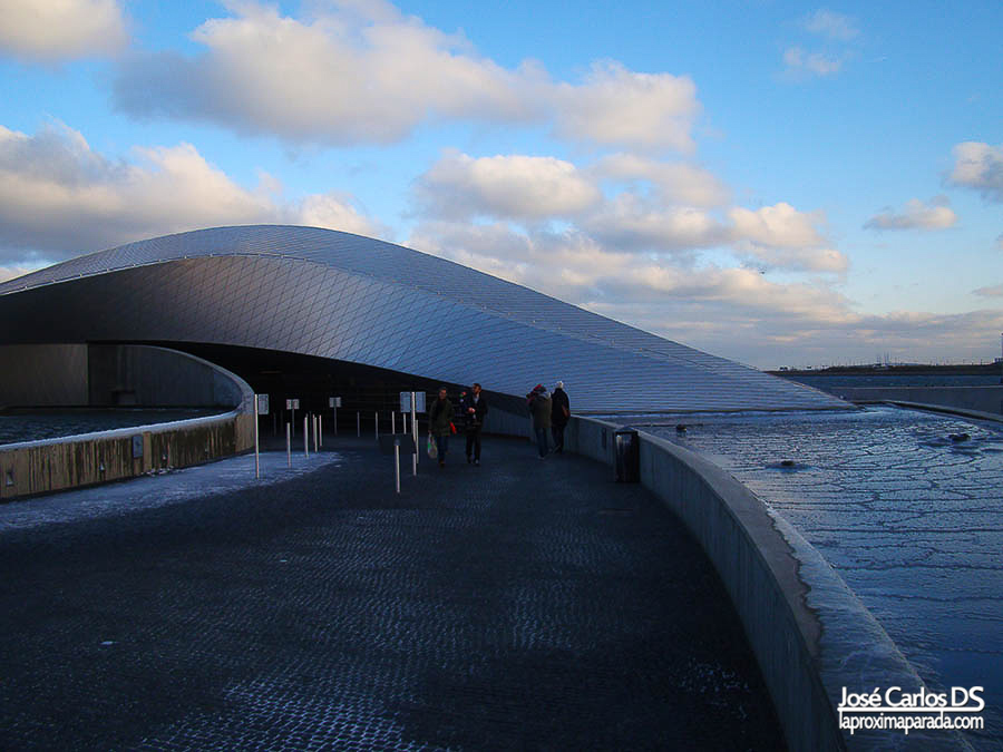 Edificio Blue Planet de Copenhague